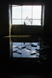St-Catherines-Fort-052012-Inside-windowwater1